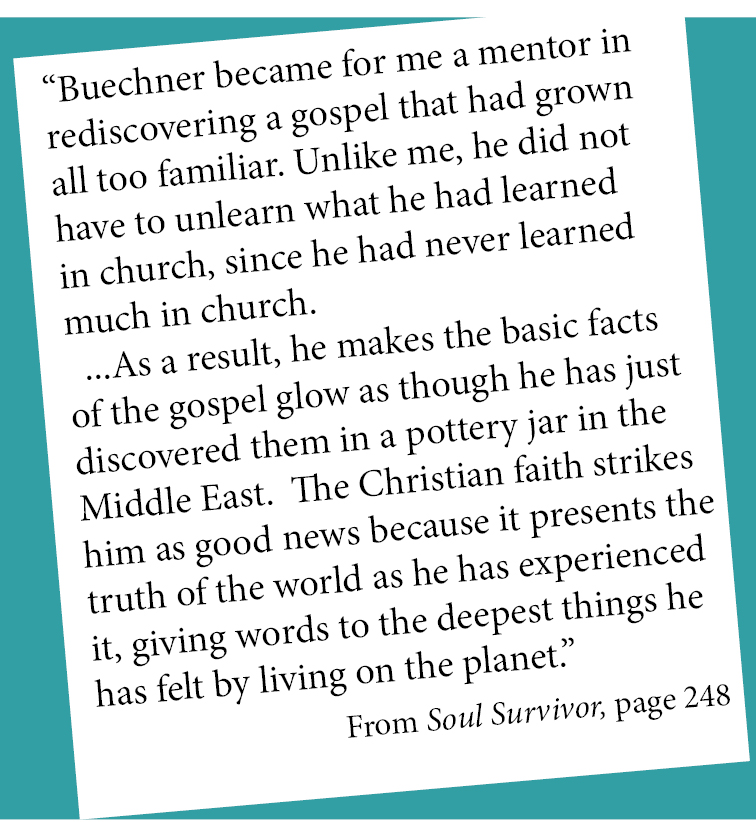 Soul Survivor Quote