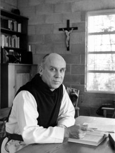 Thomas Merton in solitude